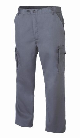 PANTALON BARROUD OPTIMAX C/P GRIS