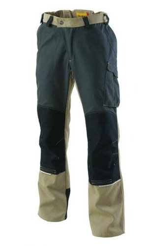 PANTALON OUT-FORCE 2R BEIGE/CARBONE